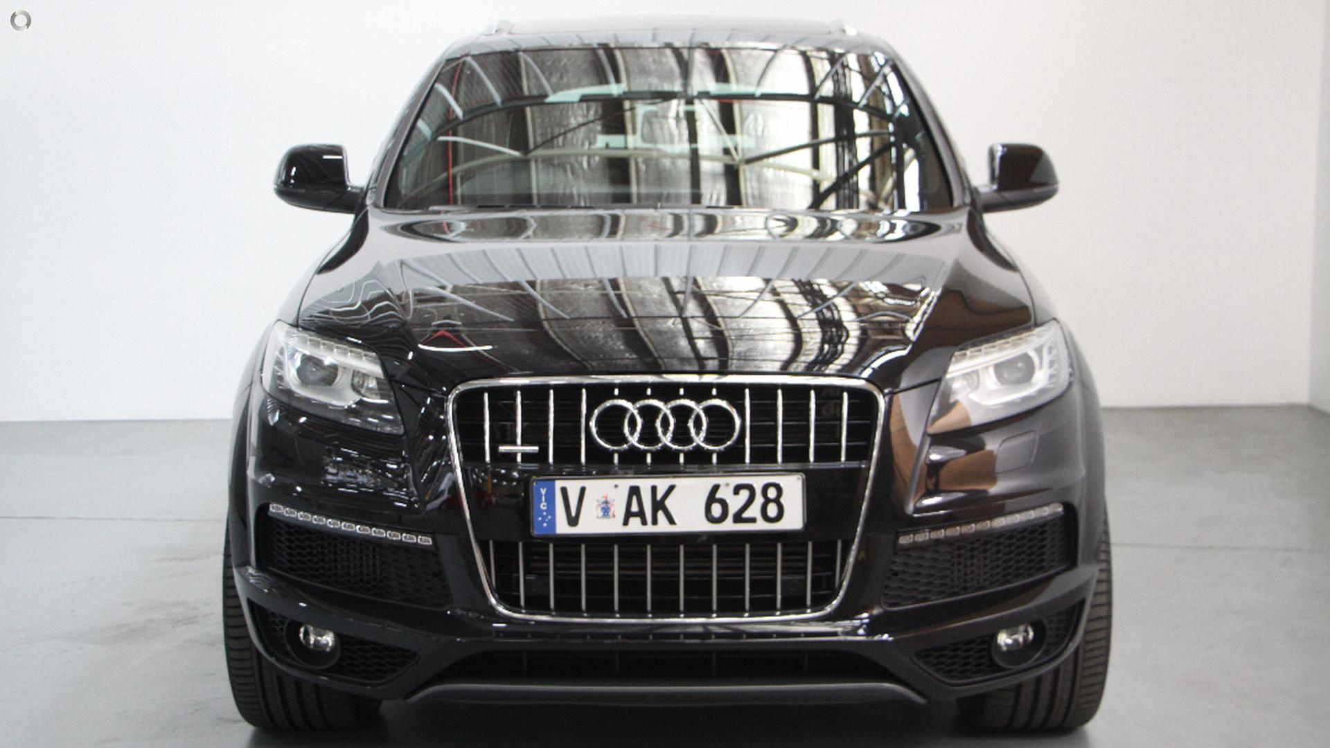 2011 Audi Q7 TDI (No Series)