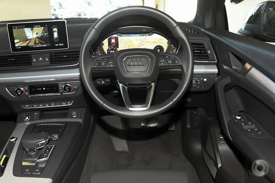 2017 Audi Q5 TDI sport FY