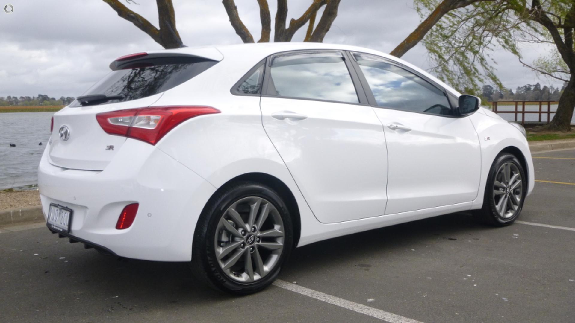 2016 Hyundai i30 SR GD4 Series II