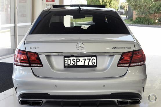 2013 Mercedes-Benz E63 AMG S W212