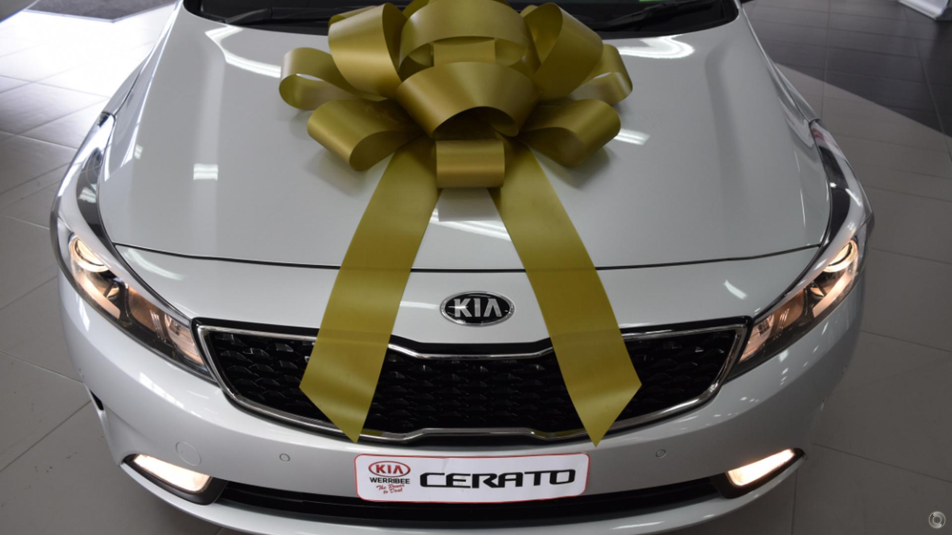 2018 Kia Cerato Sport+ YD