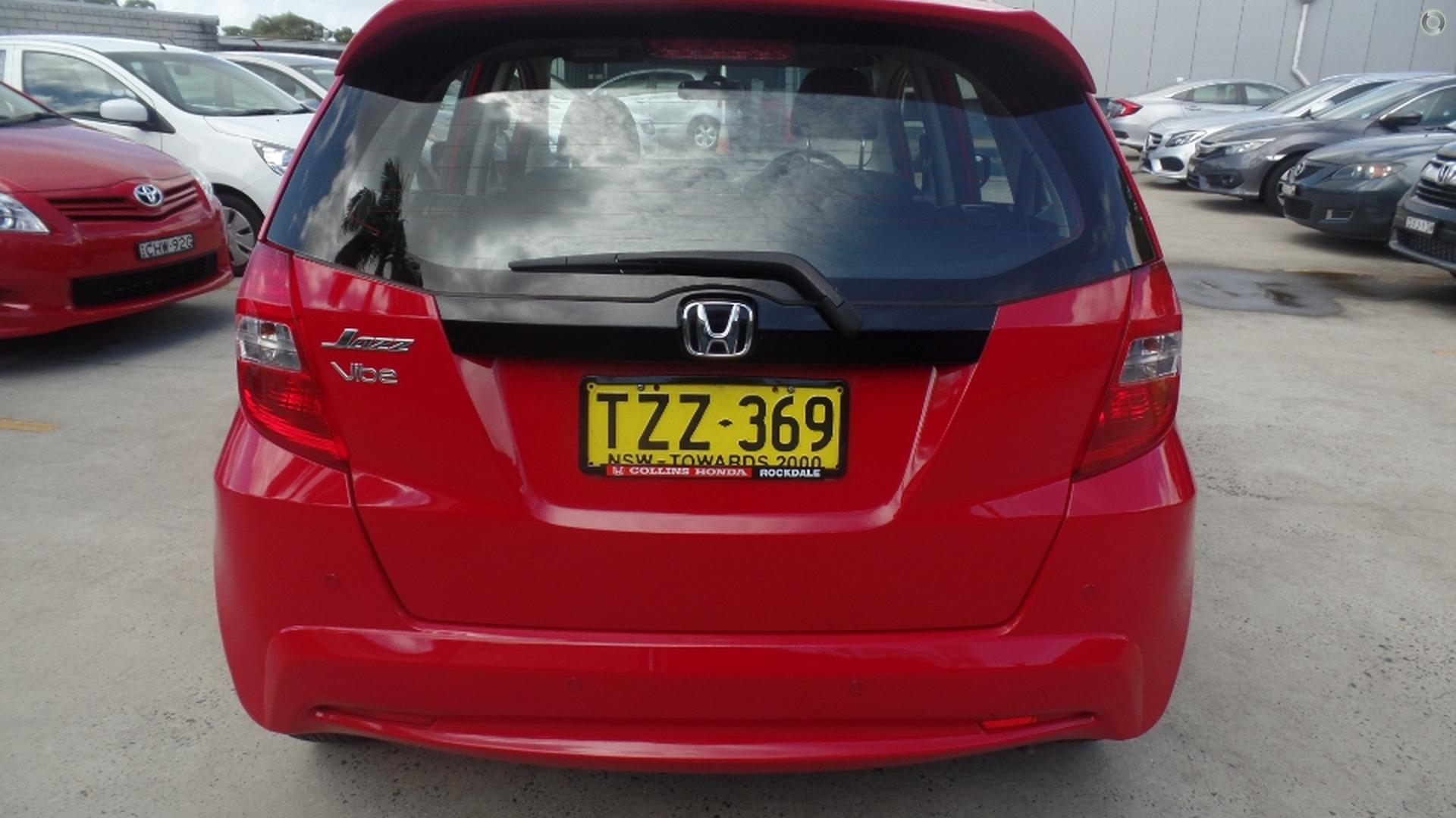 2013 Honda Jazz Vibe GE
