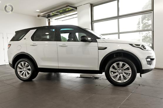 2015 Land Rover Discovery Sport TD4 SE L550