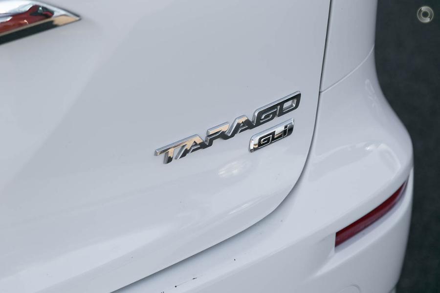 2010 Toyota Tarago GLi ACR50R