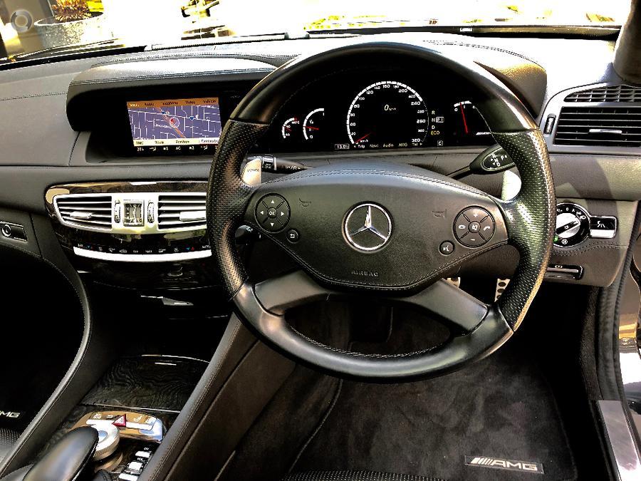 2011 Mercedes-Benz CL63 AMG C216