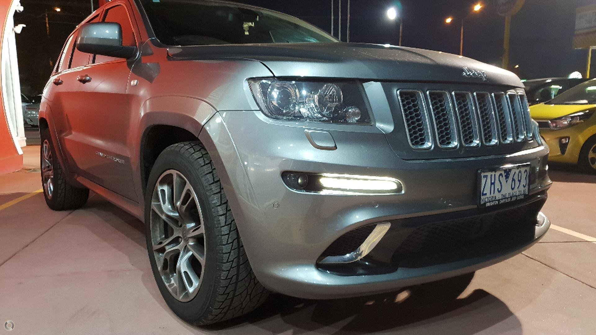 2012 Jeep Grand Cherokee SRT-8 WK