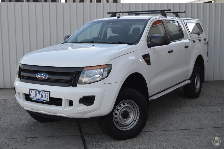 2012 Ford Ranger XL PX