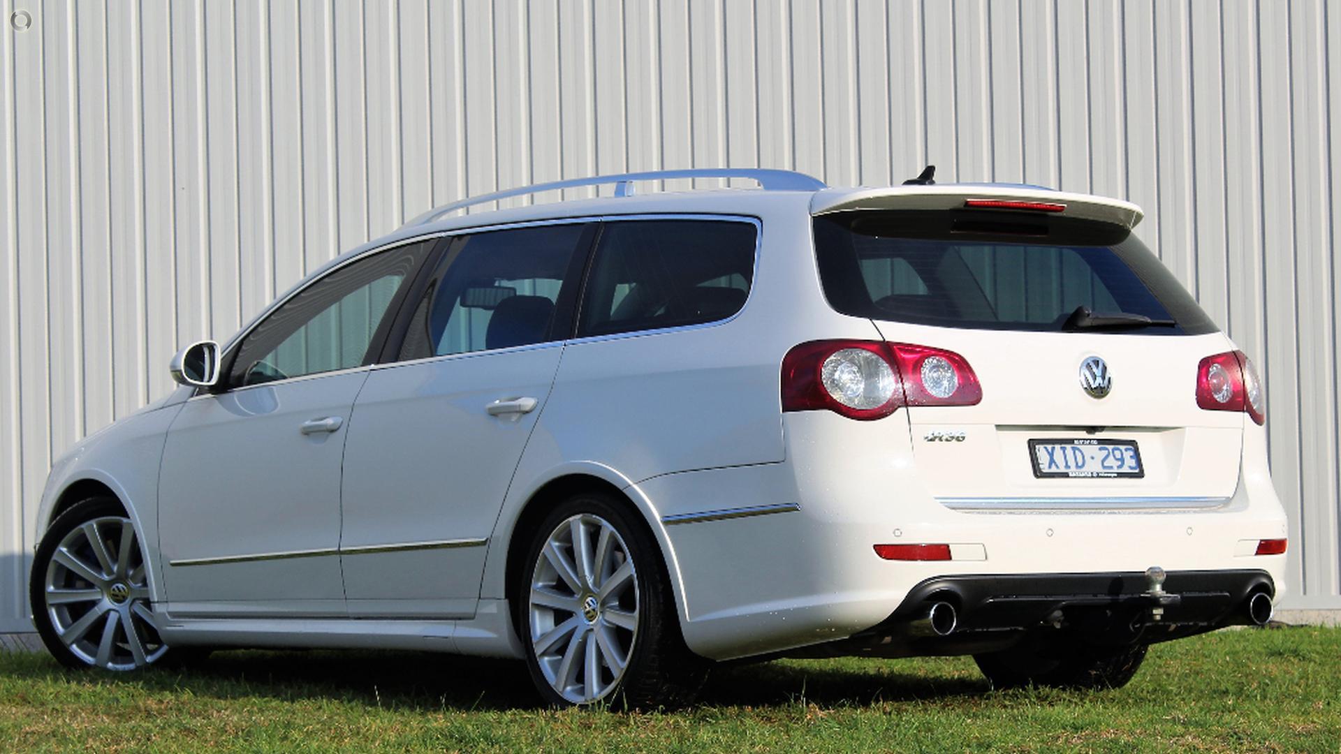 2009 Volkswagen Passat R36 Type 3C