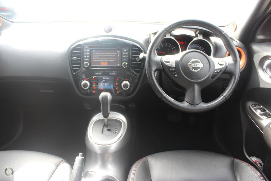 2014 Nissan Juke Ti-S F15