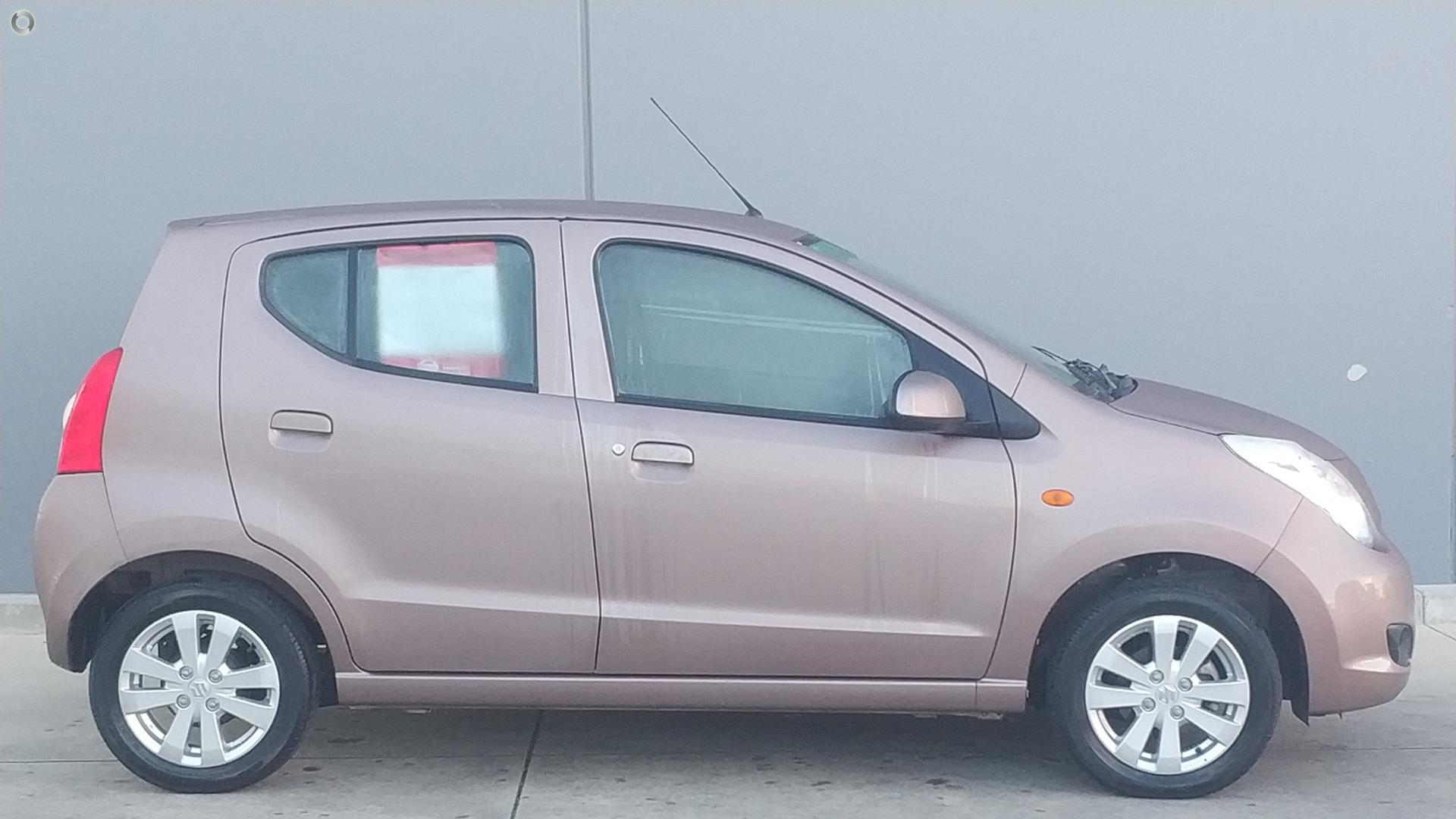 2011 Suzuki Alto GLX GF