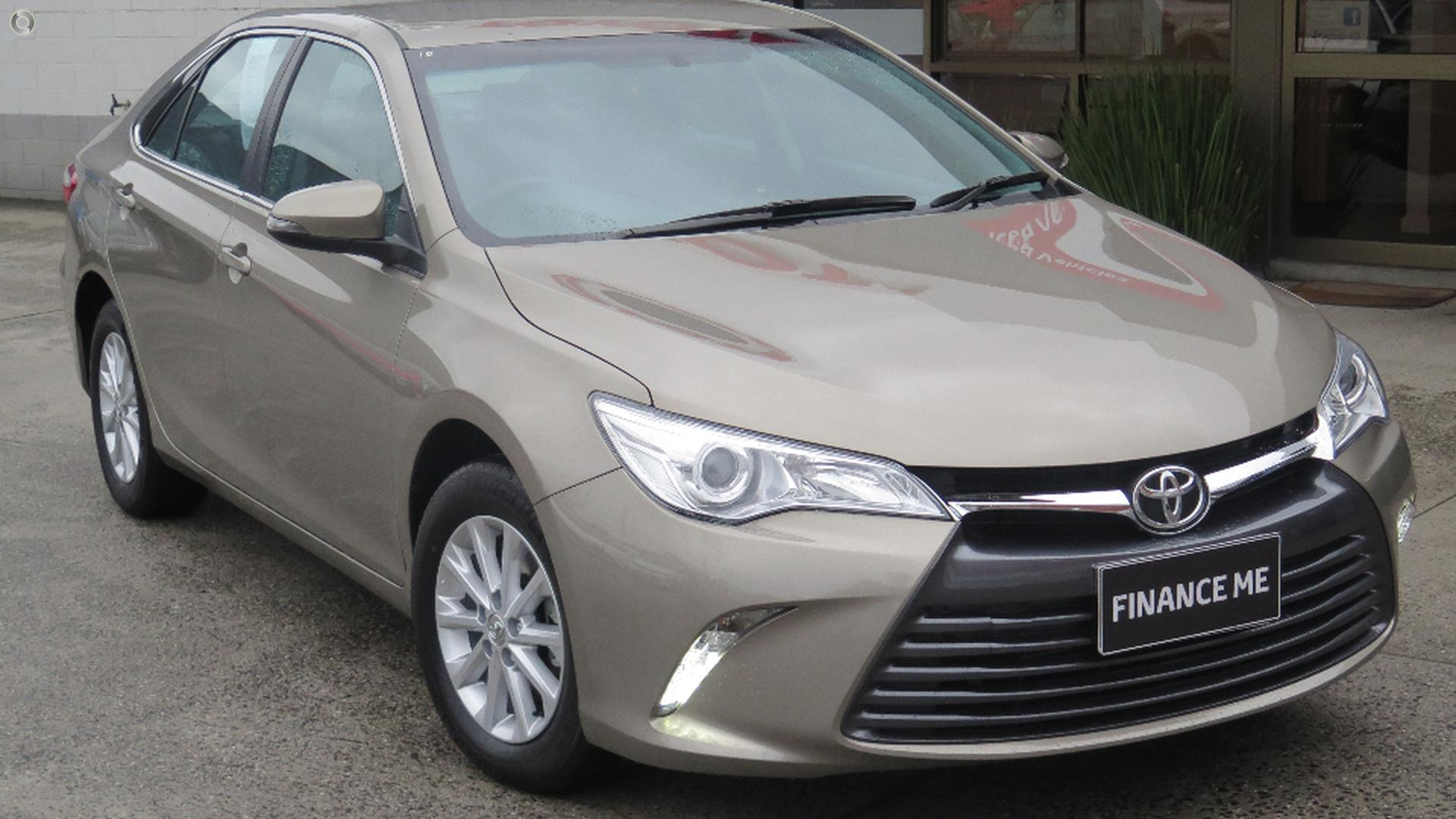 2017 Toyota Camry Altise Asv50r Cannon Toyota