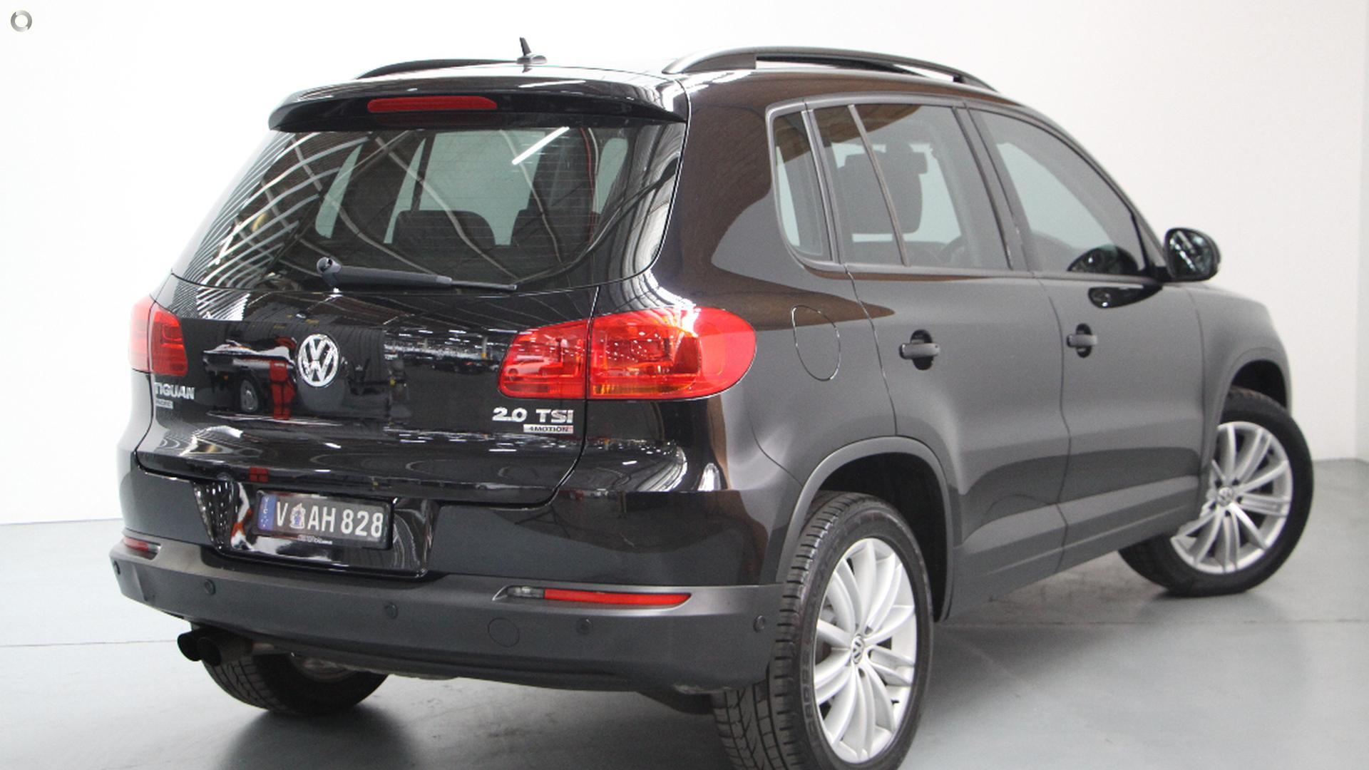 2013 Volkswagen Tiguan 132TSI Pacific 5N