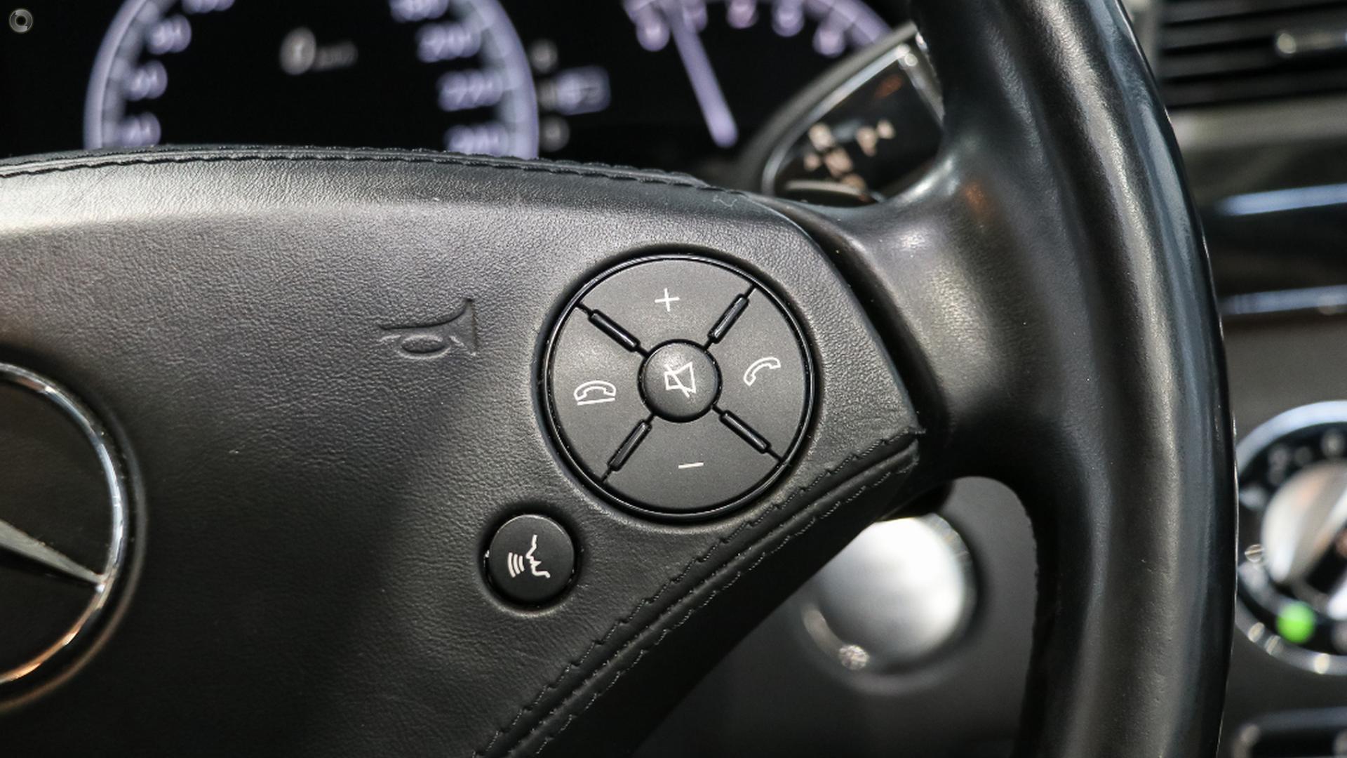 2010 Mercedes-Benz S500  W221