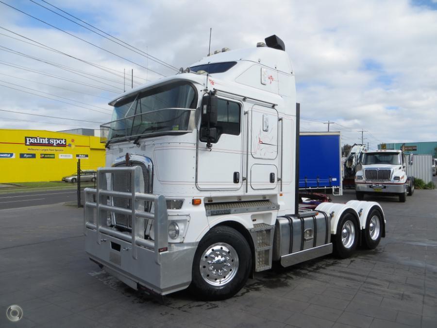 2012 Kenworth K200