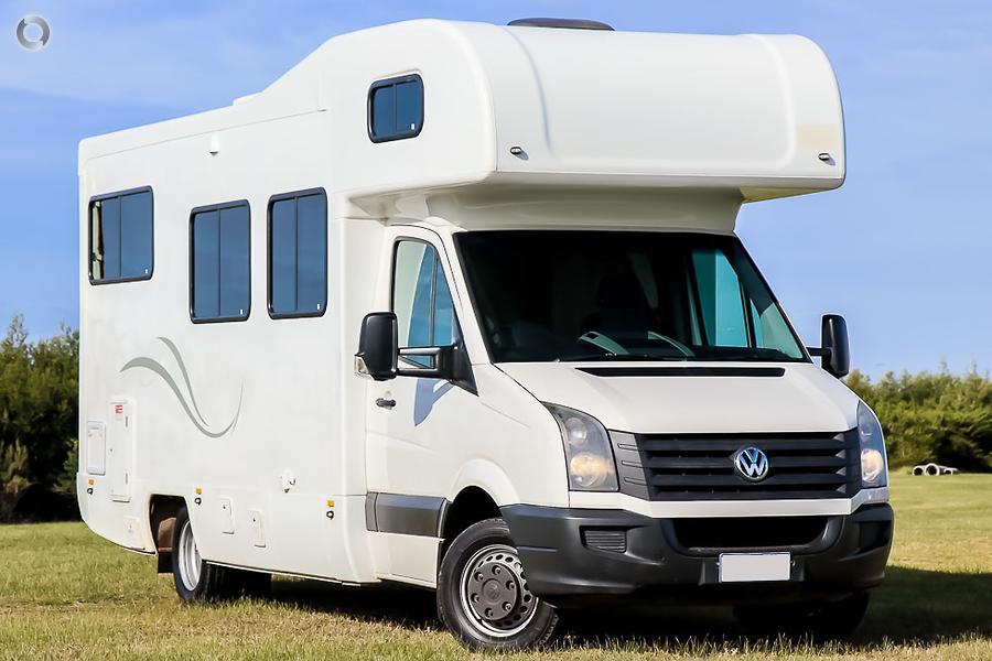 2014 Volkswagen 4 Berth Platinum Beach