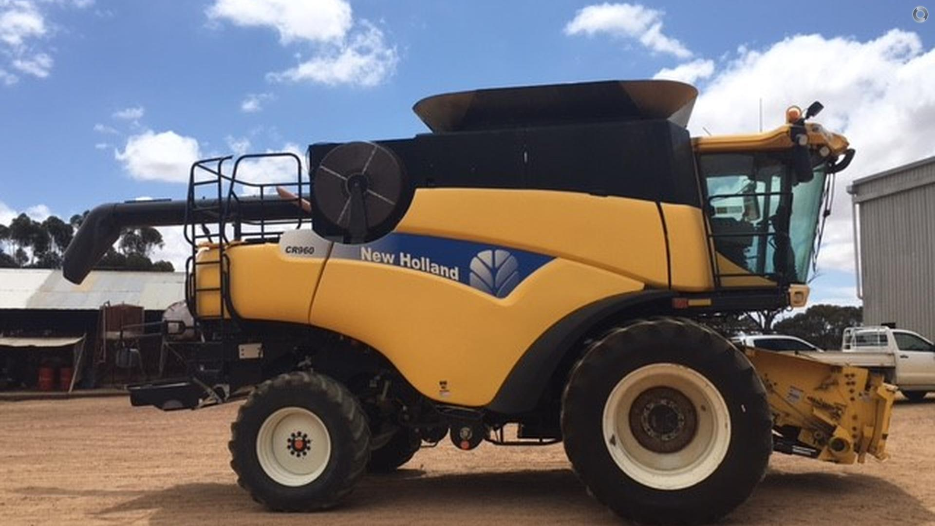 2006 New Holland CR960