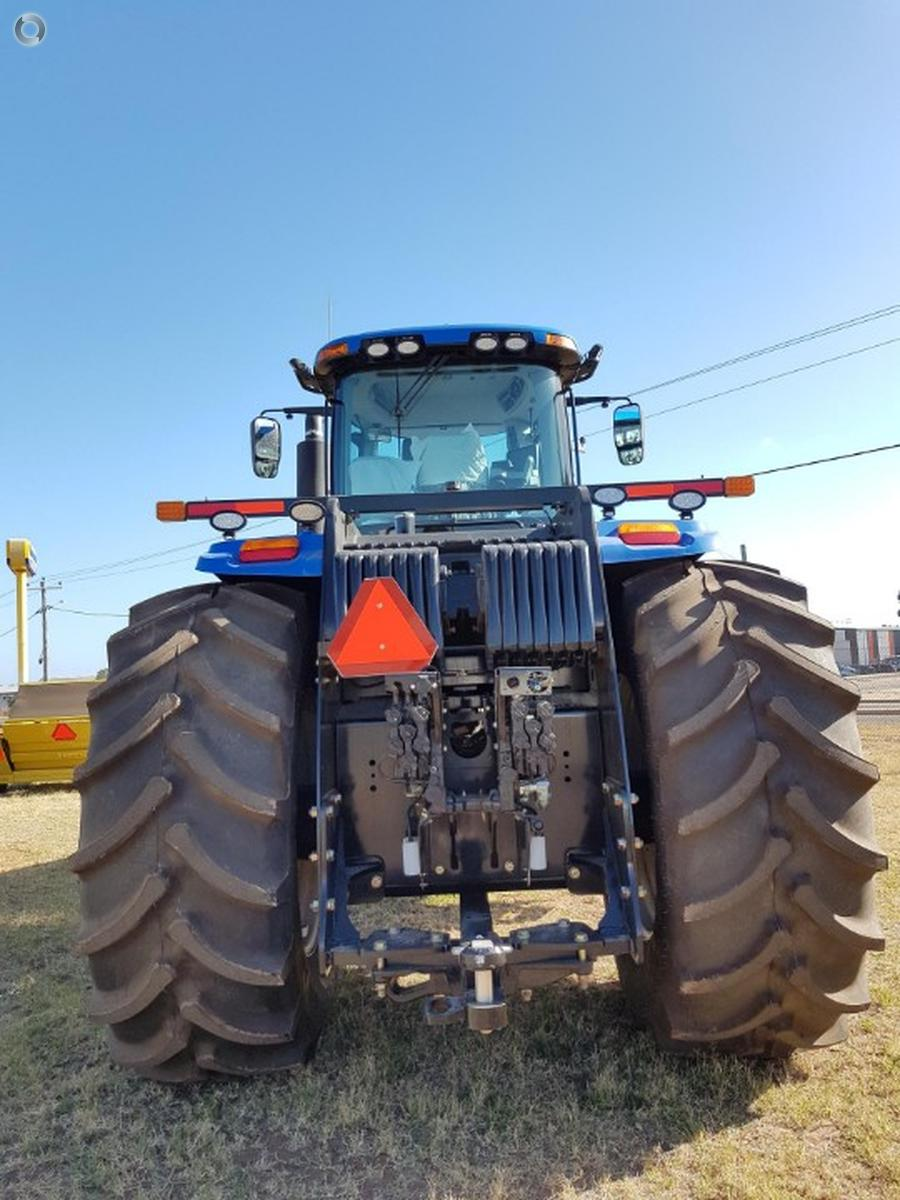 2018 New Holland T9.615