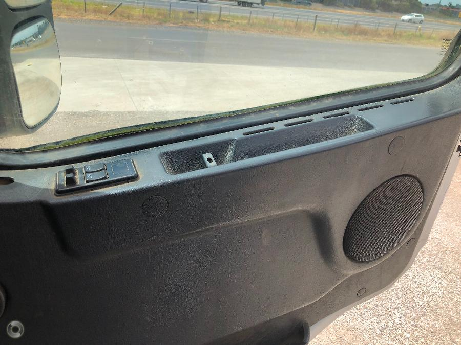 2002 Volvo FM 420