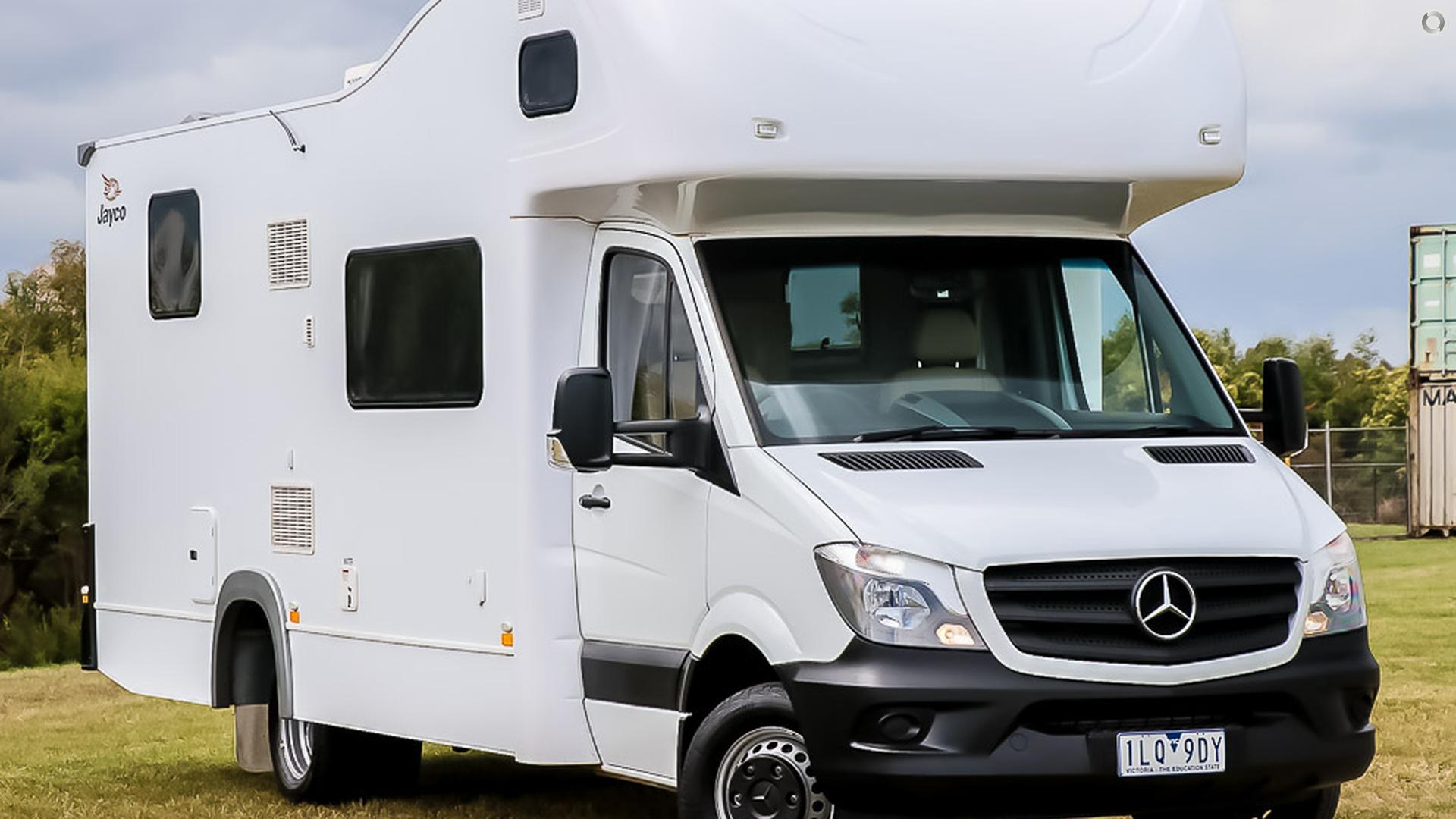 2017 Mercedes 6 Berth Traveller
