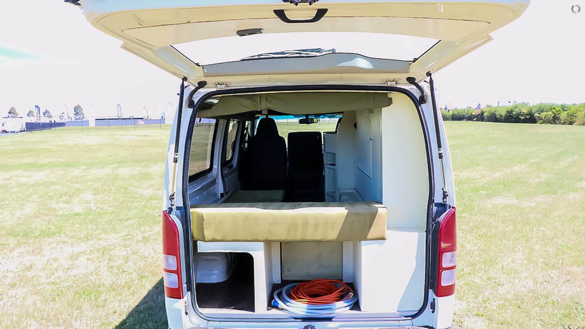 2012 Toyota Hiace Jackpot Camper