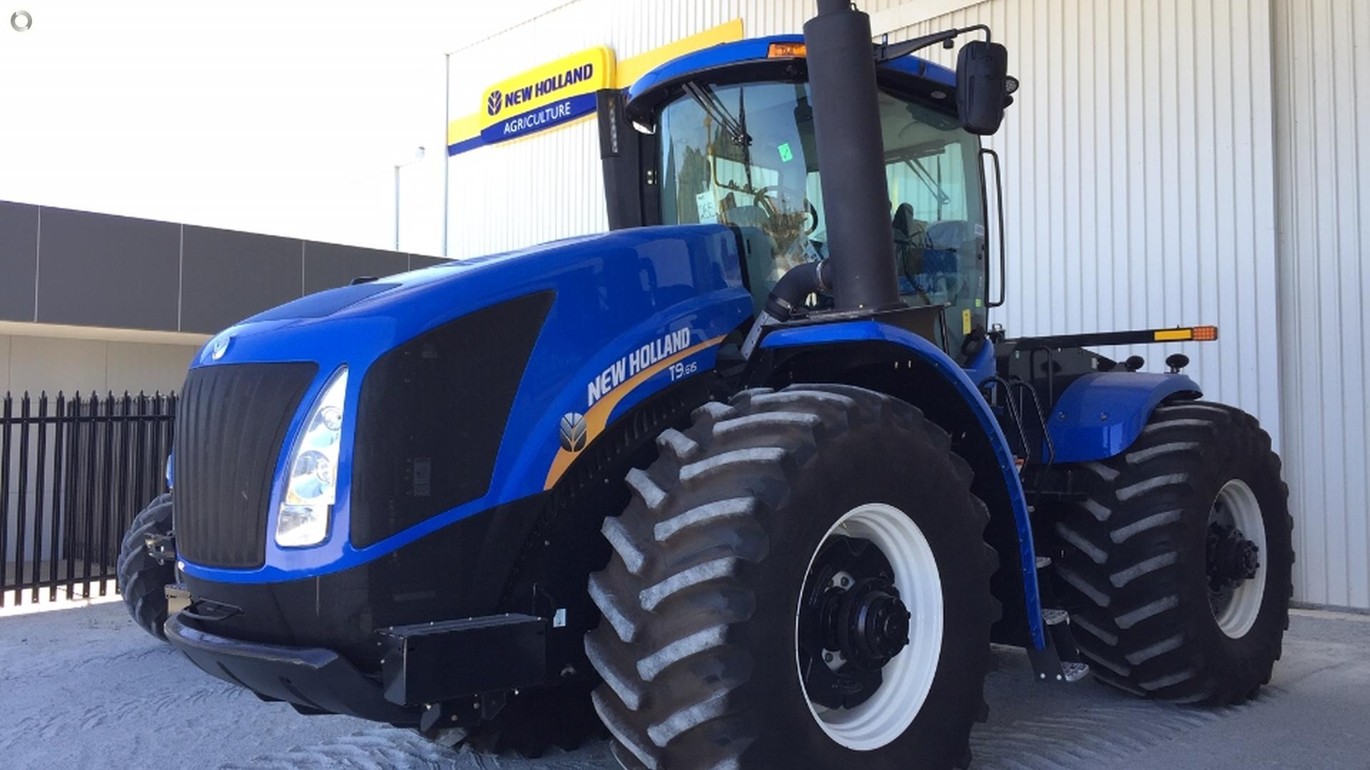 0 New Holland T9.615