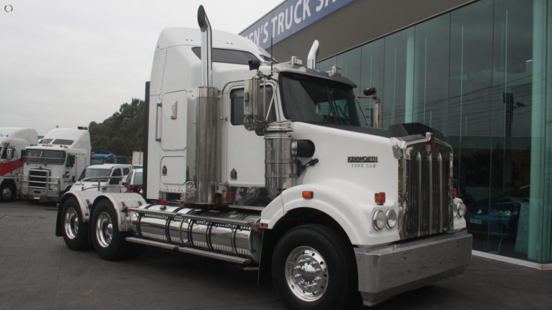 2010 Kenworth T408 SAR