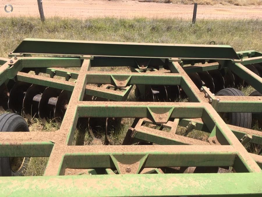 2000 Bonel BJD160 Offset Plow