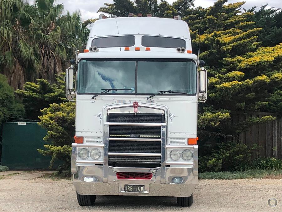 2010 Kenworth K108 BIG CAB