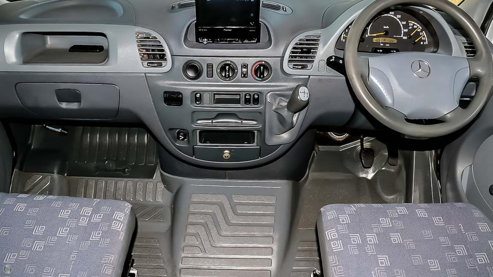 2003 Mercedes Cdi 6 Berth Motorhome