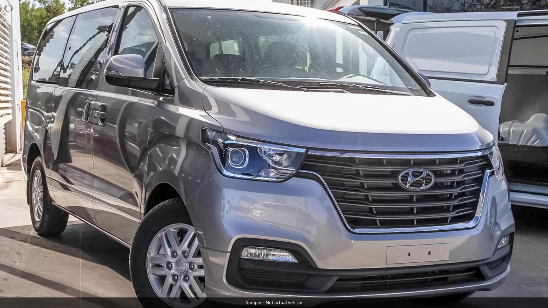 2019 Hyundai Imax TQ4