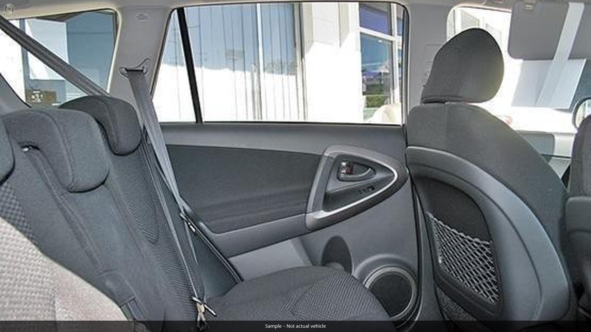 2008 Toyota RAV4 Cruiser ACA33R