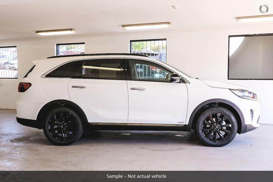 2019 Kia Sorento Black Edition UM
