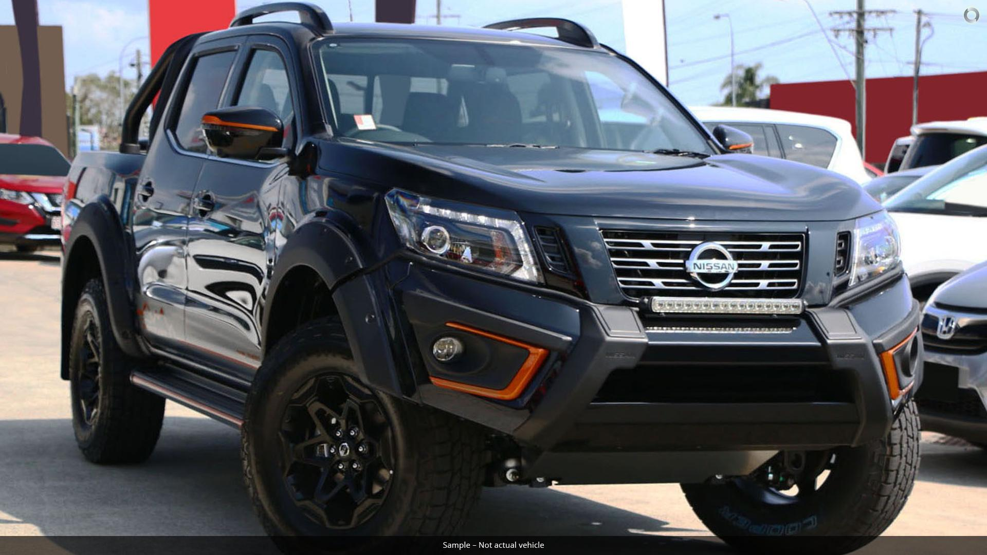 2019 Nissan Navara N-TREK Warrior D23 Series 4