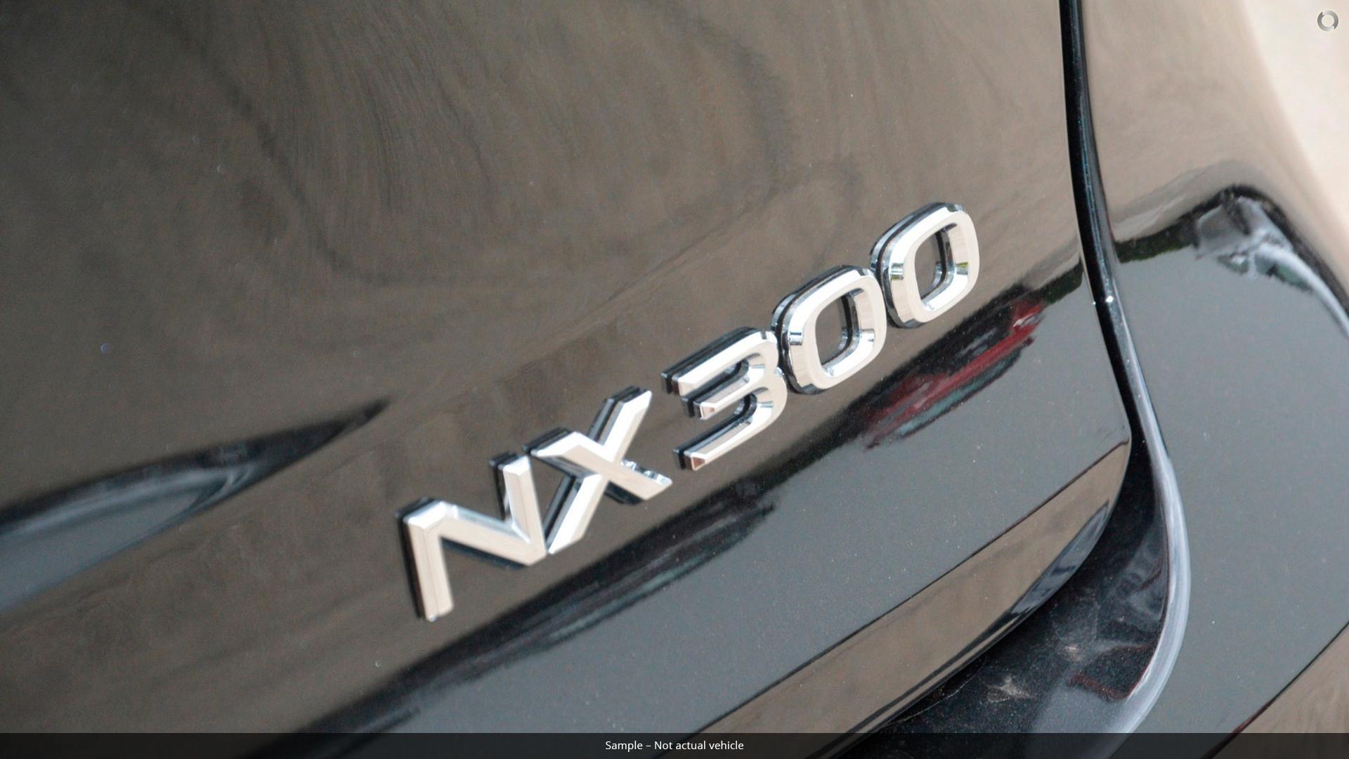 2019 Lexus Nx NX300 F Sport AGZ10R