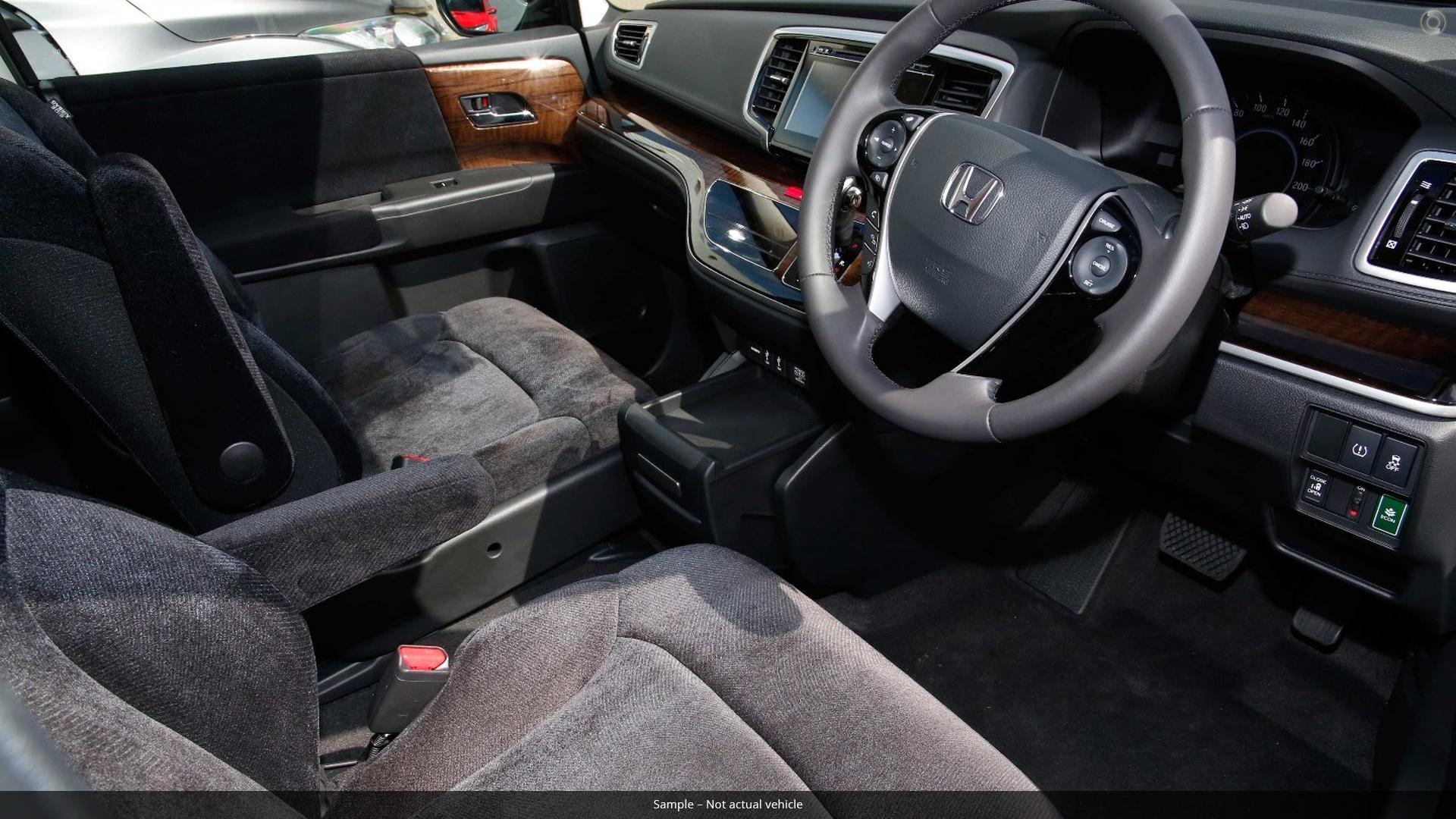 2019 Honda Odyssey 5th Gen