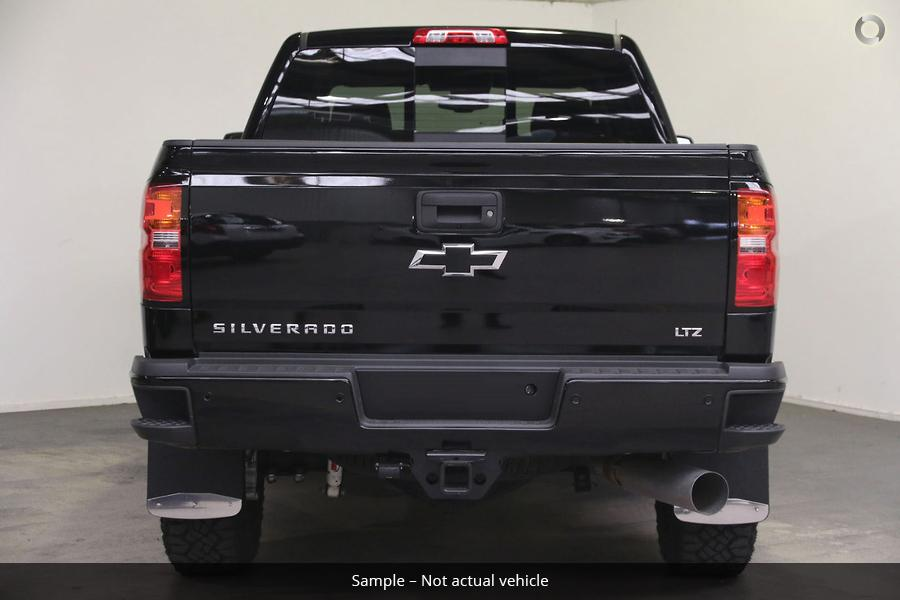 2019 Chevrolet Silverado 2500HD LTZ Midnight Edition C/K25