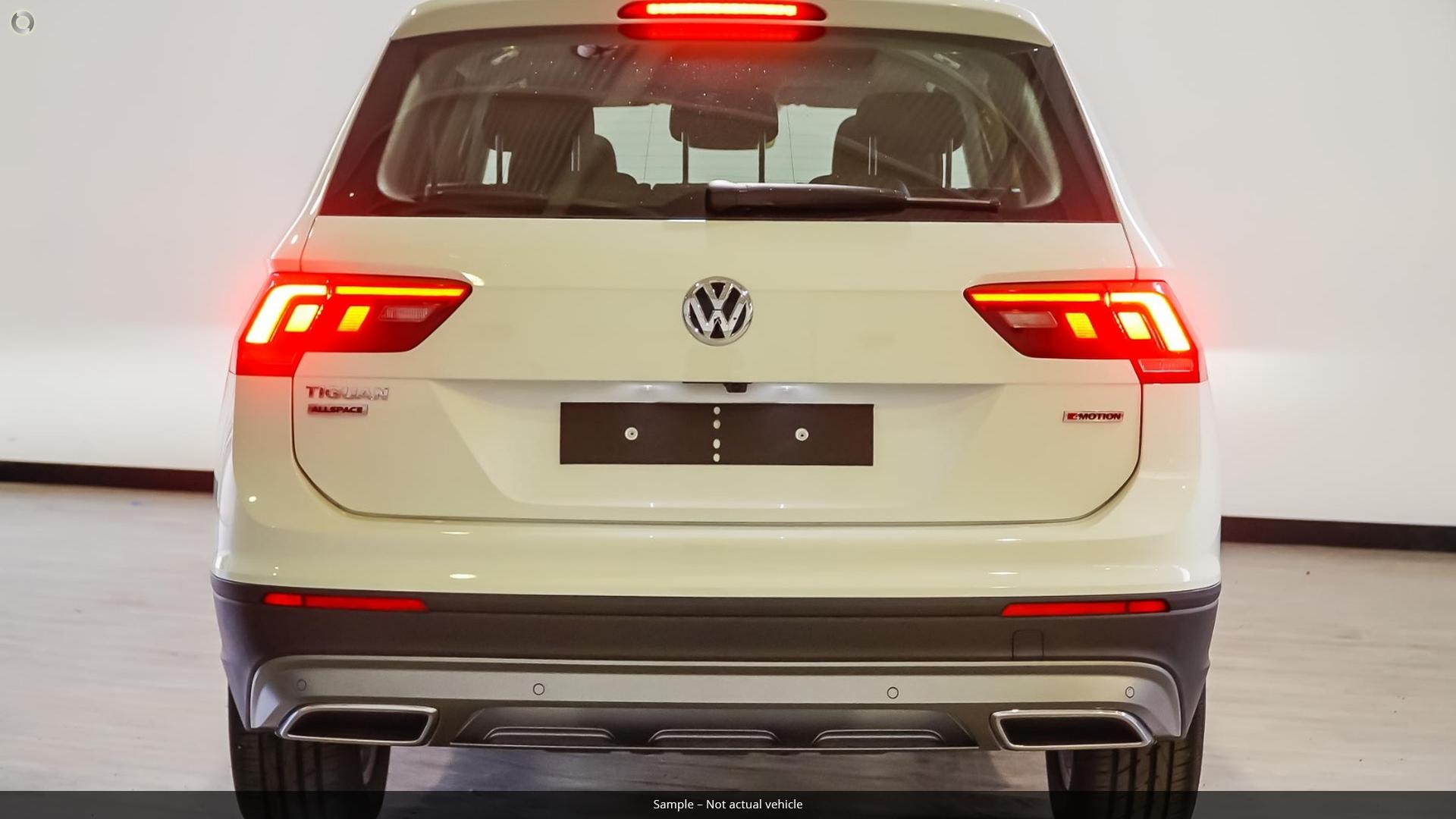 2020 Volkswagen Tiguan 132TSI Comfortline Allspace 5N