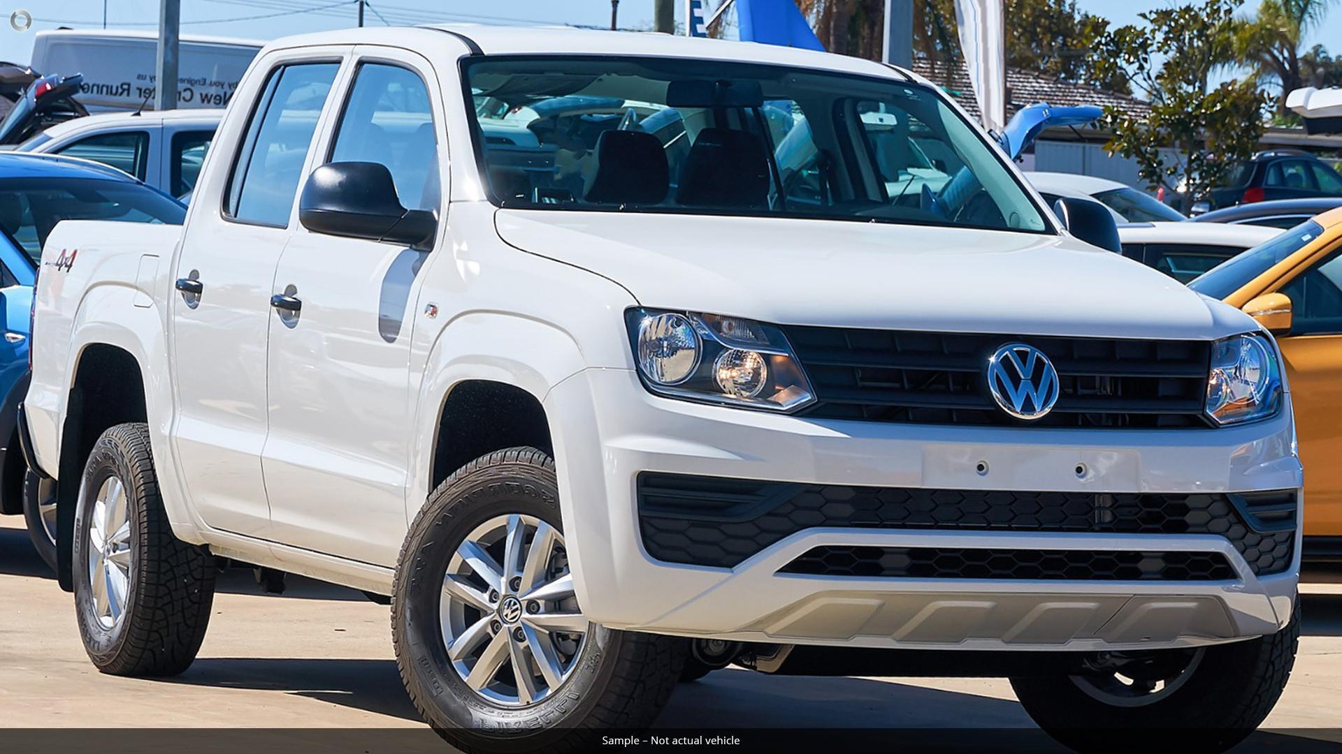 2019 Volkswagen Amarok 2H