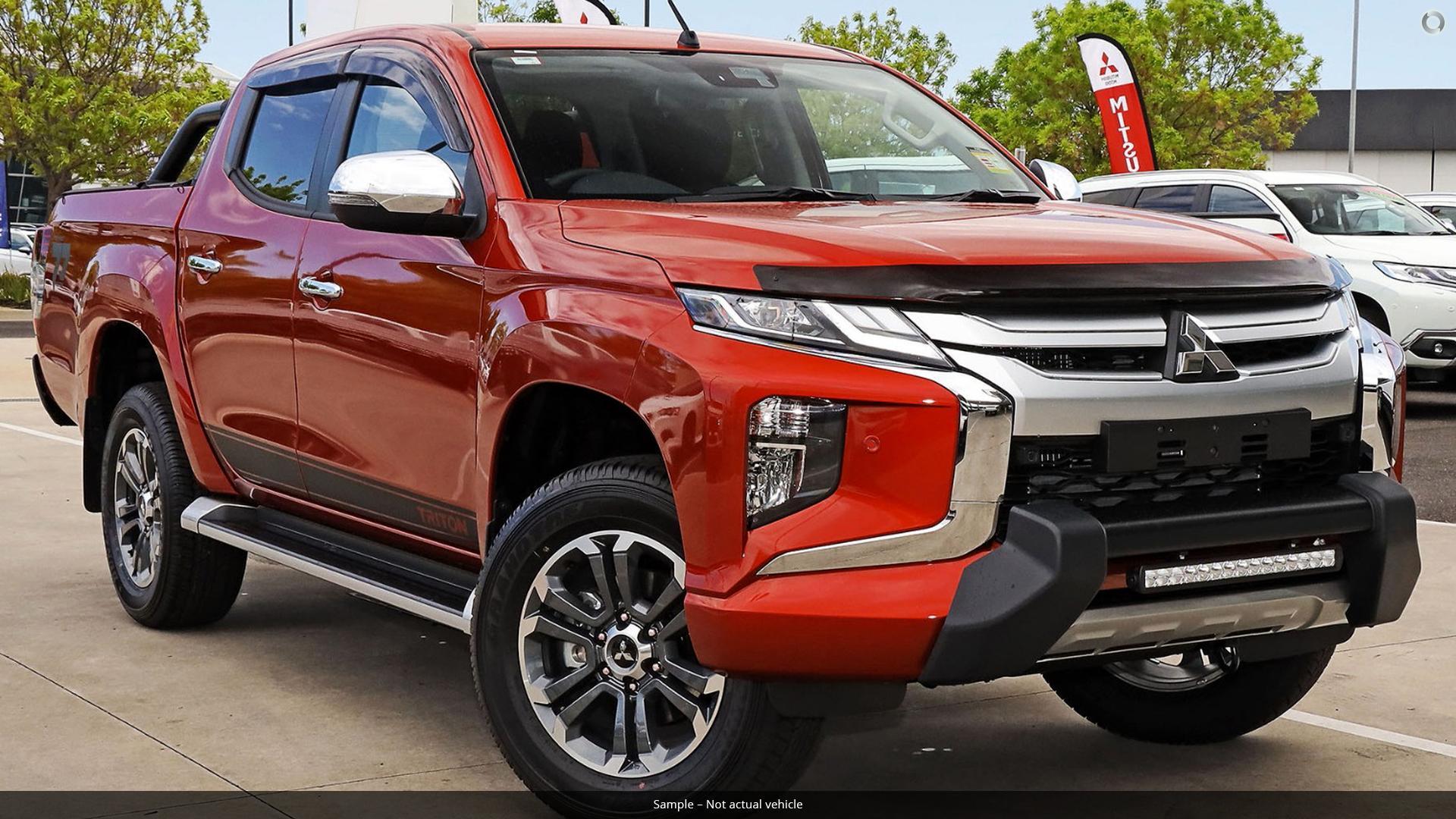 2019 Mitsubishi Triton Toby Price Edition MR