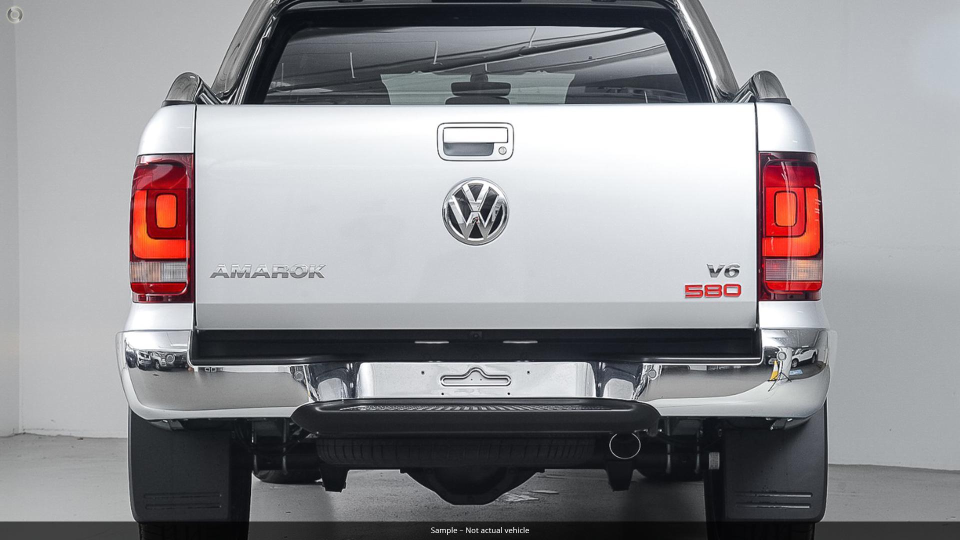 2019 Volkswagen Amarok TDI580 Ultimate 2H