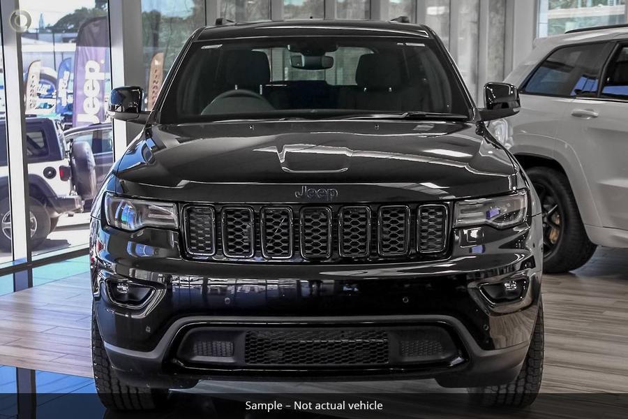 2019 Jeep Grand Cherokee Upland WK