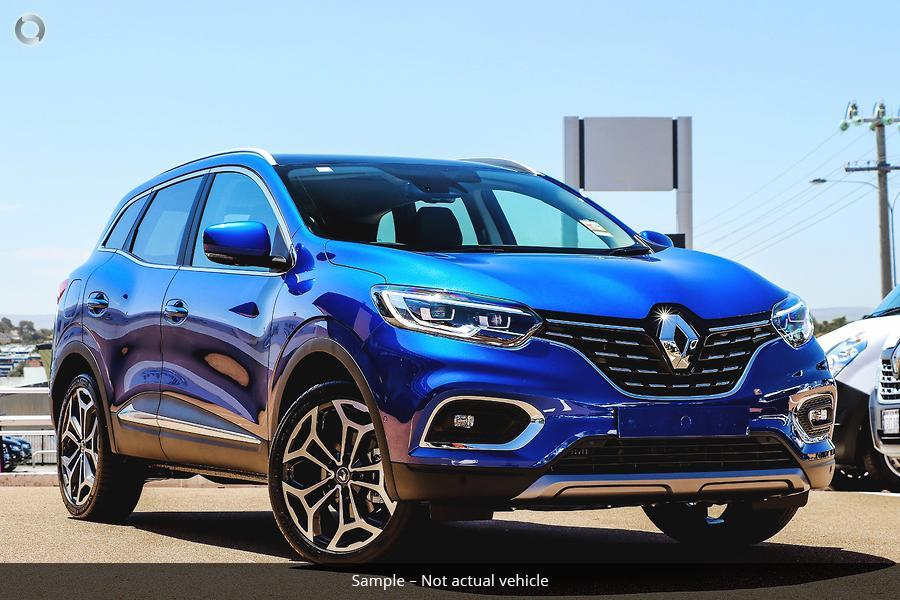 2019 Renault Kadjar Intens XFE