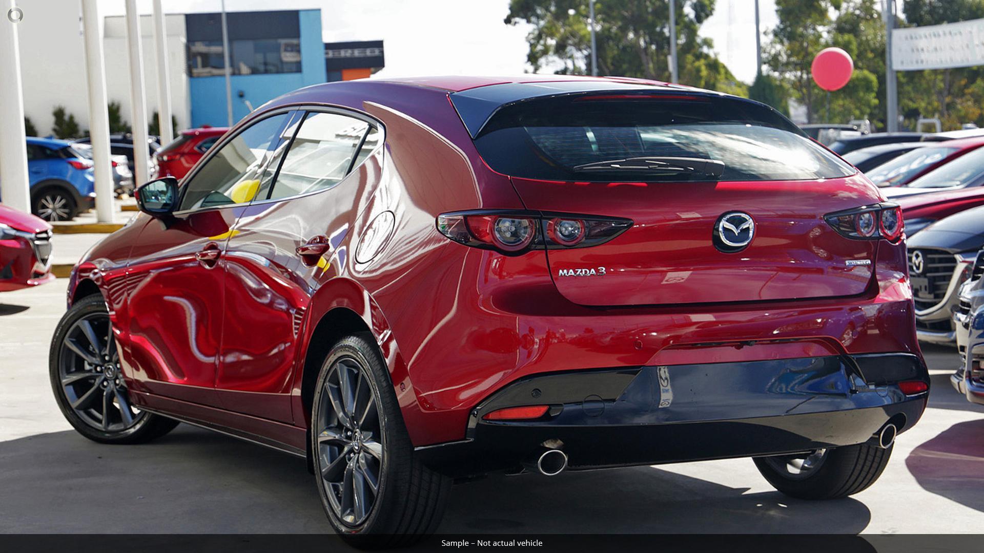 Mazda 3 G25 GT BP Series