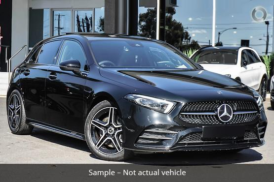 2019 Mercedes-Benz A 250 AMG LINE