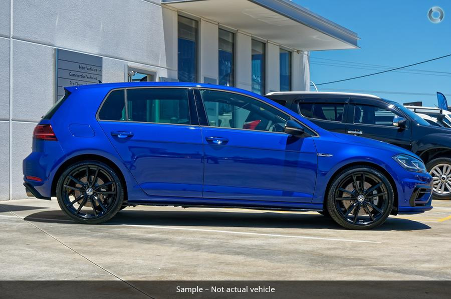 2018 Volkswagen Golf R Special Edition 7.5