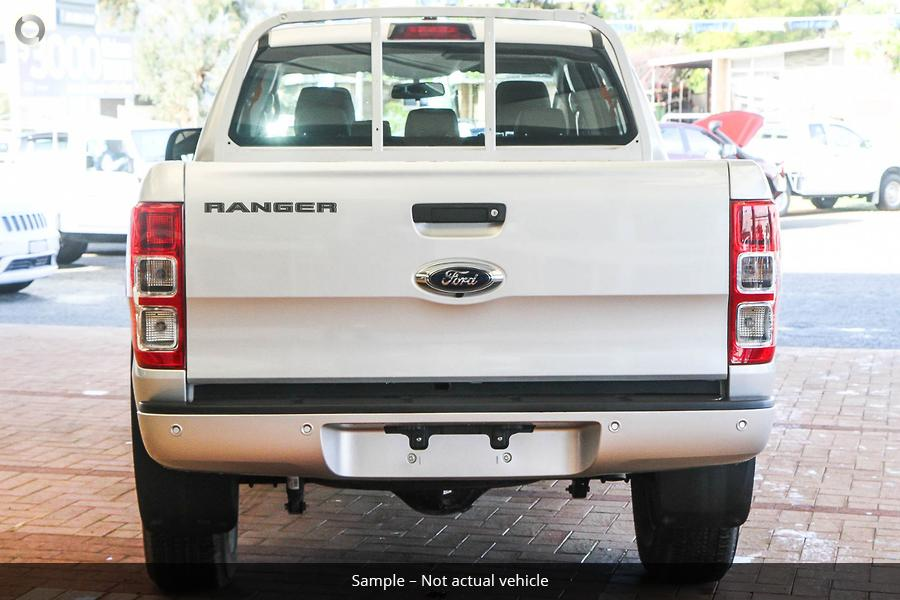 2018 Ford Ranger XL PX MkIII