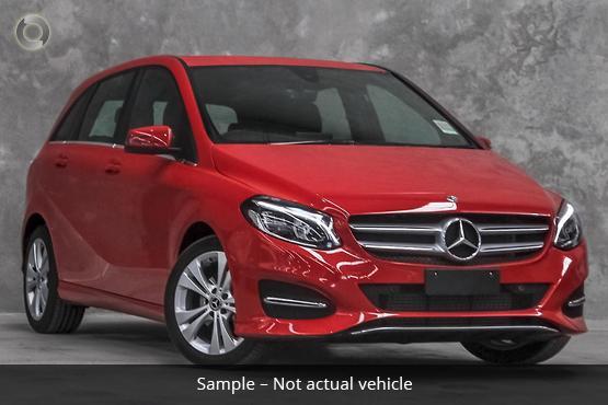 2017 Mercedes-Benz <br>B 200