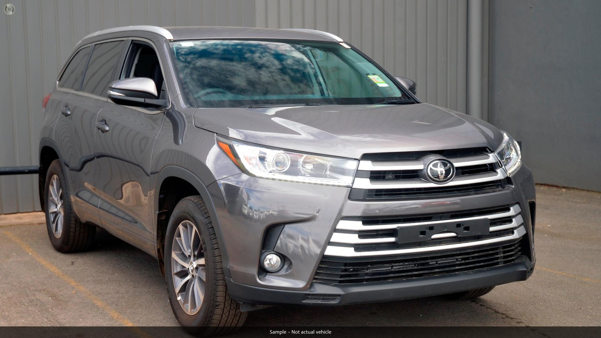 2018 Toyota Kluger GSU55R