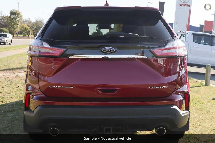 2018 Ford Endura Trend CA