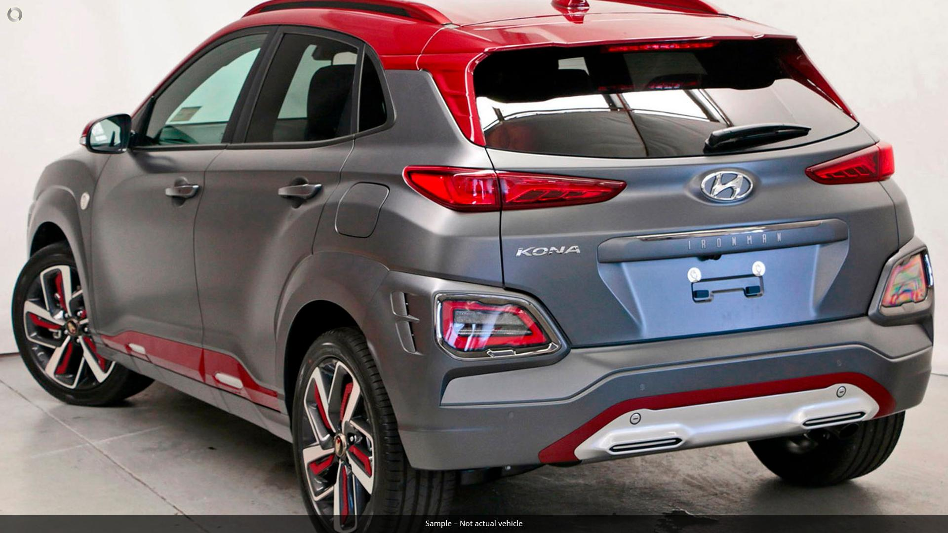 2019 Hyundai Kona Iron Man Edition OS.2